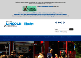 lincolnlibraries.org