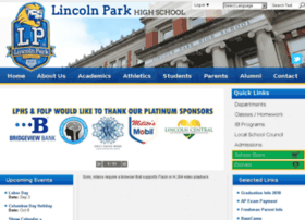 lincolnparkhs.enschool.org