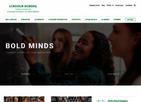 lincolnschool.org