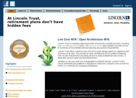 lincolntrustco.com