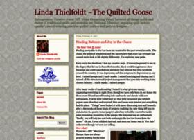 lindathielfoldtthequiltedgoose.blogspot.com