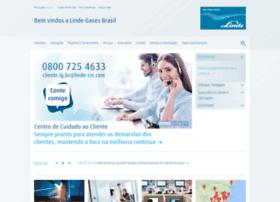 linde-gas.com.br