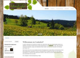 lindenhof-saig.de