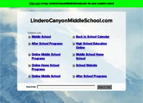 linderocanyonmiddleschool.com
