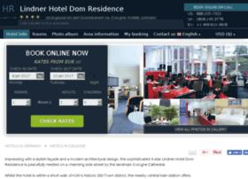 Koln Hotel Lindner