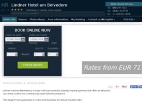 lindner hotel ambelvedere h rez com grand hotel biedermeier h