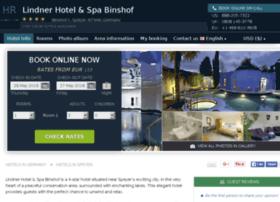 lindner-hotel-spa-binshof.h-rez.com