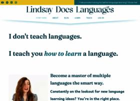 lindsaydoeslanguages.com