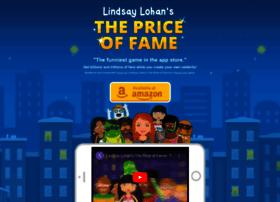 lindsaylohangame.com