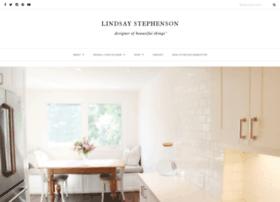 lindsaystephenson.com