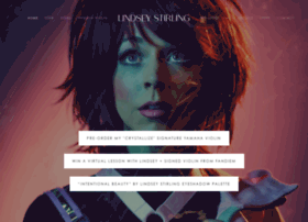 lindseystirling.com