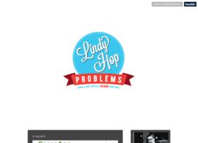lindyhopproblems.tumblr.com