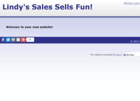 lindyssales.spruz.com