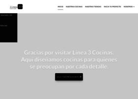 linea3cocinas.com