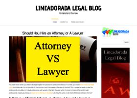 lineadorada.info