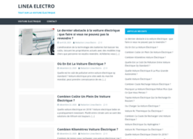 lineaelectro.com