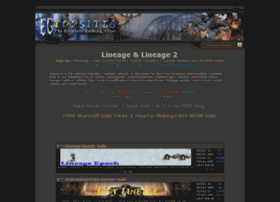 lineage.extreme-gamerz.org