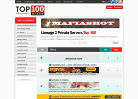 lineage2.top100arena.com