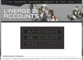 lineage2account.net