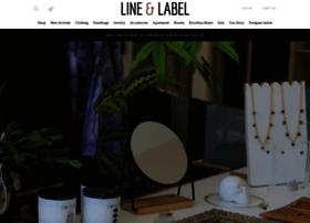 lineandlabel.com
