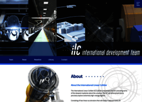 linearcollider.org