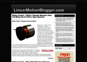 linearmotionblogger.com
