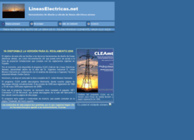 lineaselectricas.net