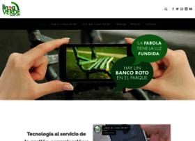 lineaverdemunicipal.com