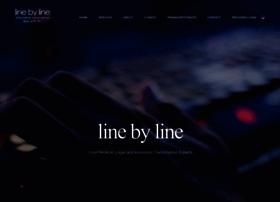 linebyline.net