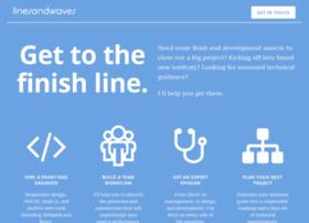 linesandwaves.com