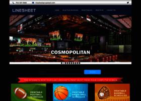 Linesheet.com