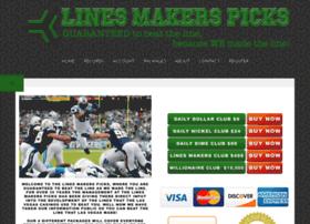 linesmakerspicks.com