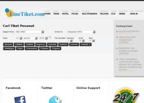 linetiket.com