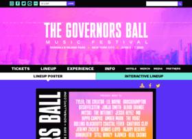 lineup.governorsballmusicfestival.com
