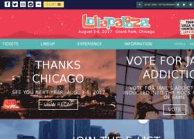 lineup.lollapalooza.com
