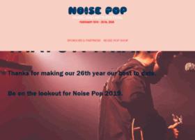 lineup.noisepop.com