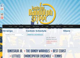 lineup.tasterandolph.com