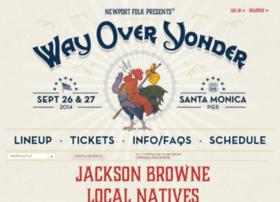lineup.wayoveryonder.net