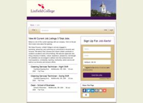linfieldcollegejobs.applicantpool.com