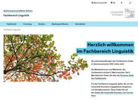 ling.uni-konstanz.de