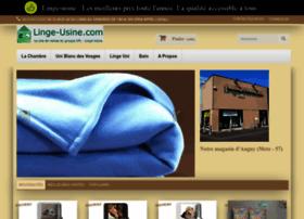 linge-usine.com