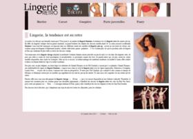 lingerie-retro.com