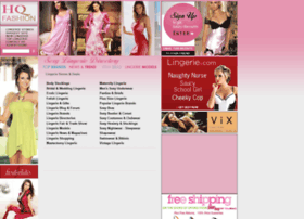 lingerie-stores.net