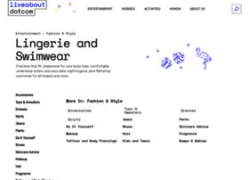 lingerie.about.com