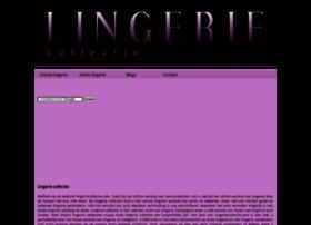 lingeriecollectie.com