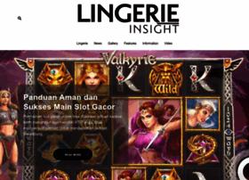 lingerieinsight.com