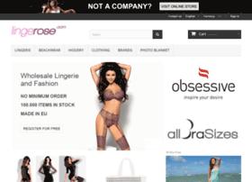 lingerose.com