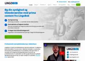 lingobob.dk