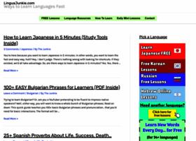 linguajunkie.com