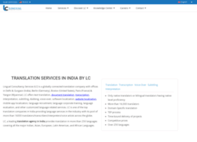 lingualconsultancy.com